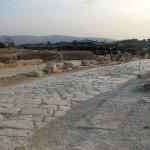 Римские города и еврейский некрополис