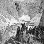 Крестоносцы в Иудейских горах