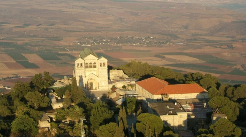Экскурсия Галилея христианская