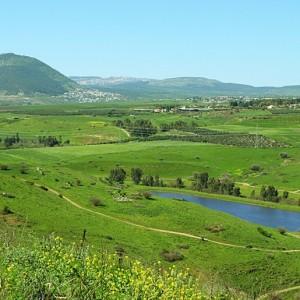 Гора Фавор Израиль