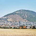 Гора Фавор в Израиле