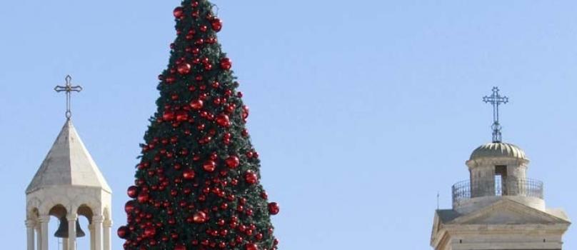 Рождество в Иерусалиме и Вифлеем — город рождения Христа
