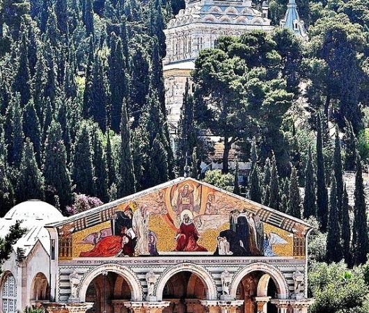 Многоликий Иерусалим