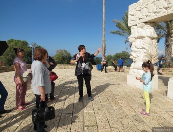 Экскурсия Яффо – Тель-Авив