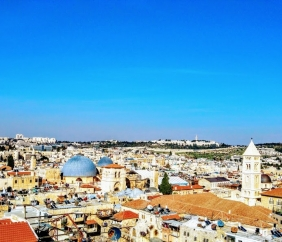 Экскурсия Вифлеем – Иерусалим