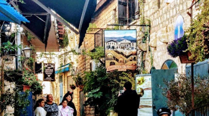 Экскурсии Цфат Израиль