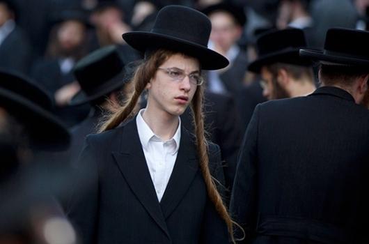 Одежда ультраортодоксальных евреев