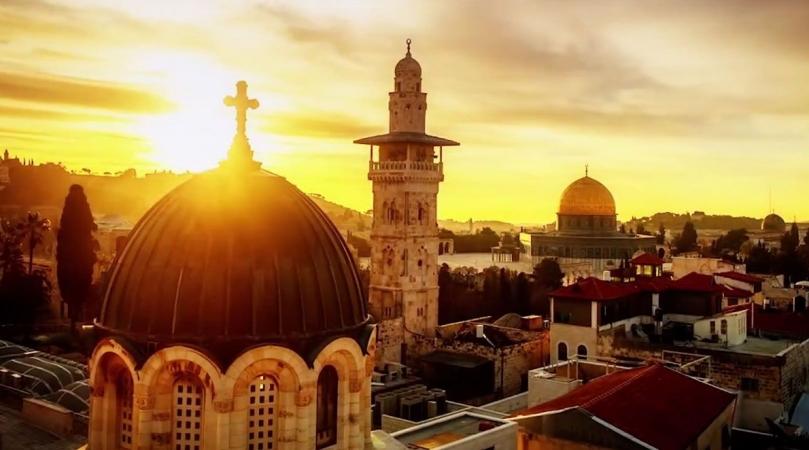 Самуил Маршак «Иерусалим»