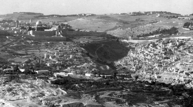 Как вдруг Израиль стал Палестиной?