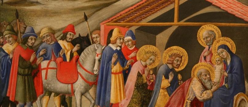 Три Царя или праздник Рождества в Вифлееме — Иерусалиме