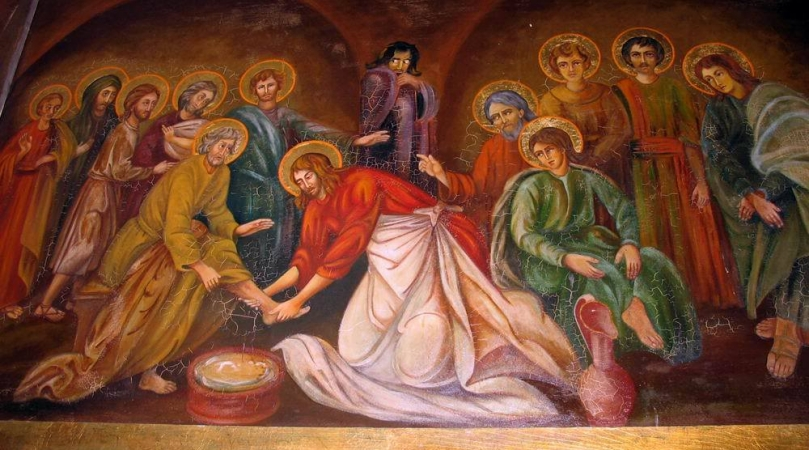 Волшебный храм 12 Апостолов в библейском Капернауме