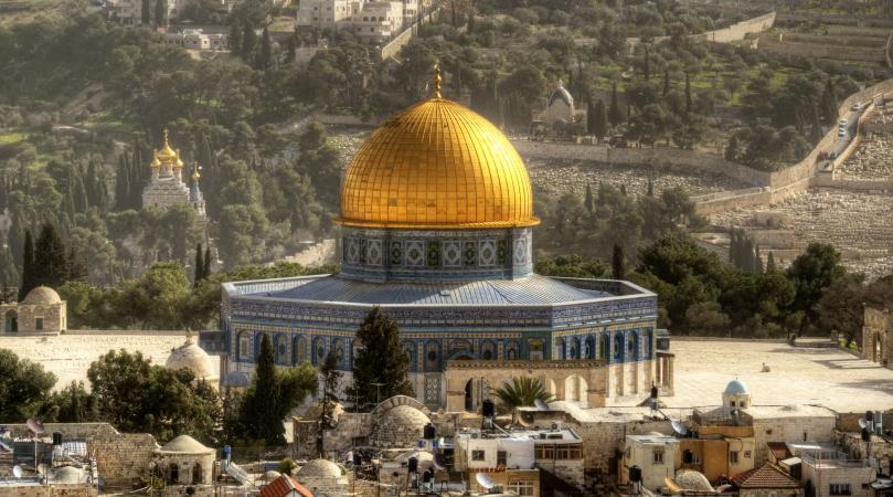 Достопримечательности Израиль