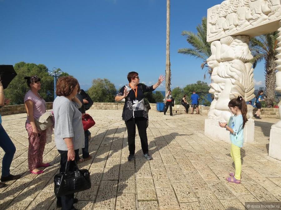 Экскурсия Яффо Израиль Тель-Авив