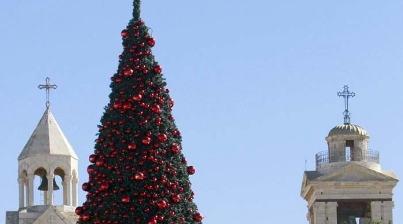 Рождество в Иерусалиме