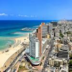 10 фактов о пляжах Тель-Авива