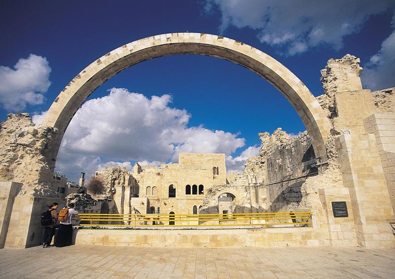 Туризм в Израиль