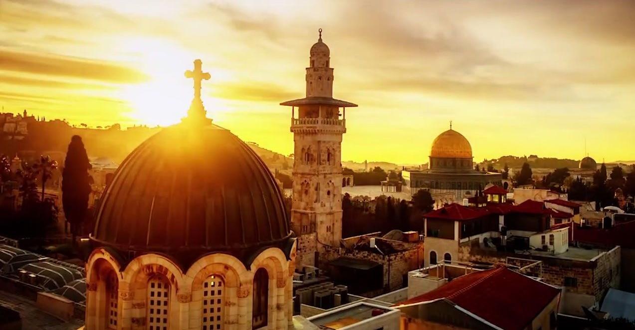 Иерусалим достопримечательности
