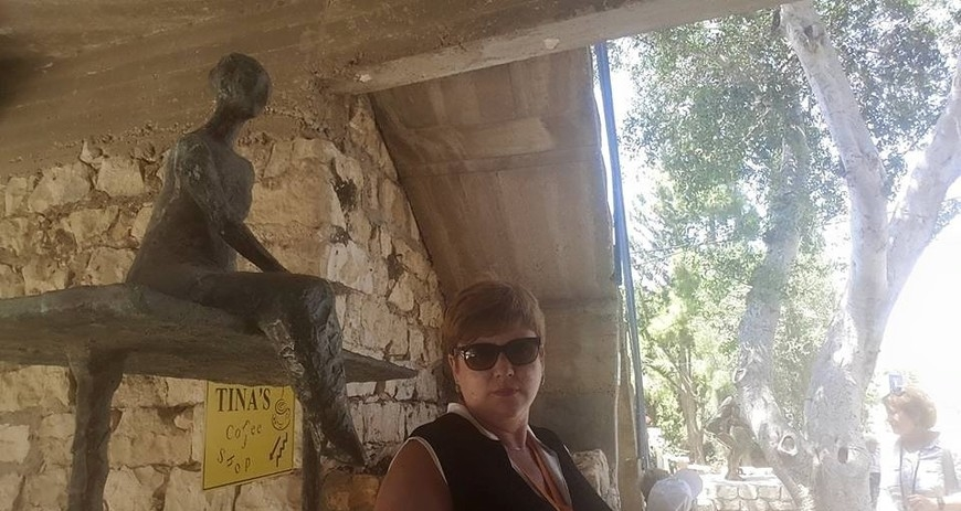 Необычное в Израиле – деревня художников