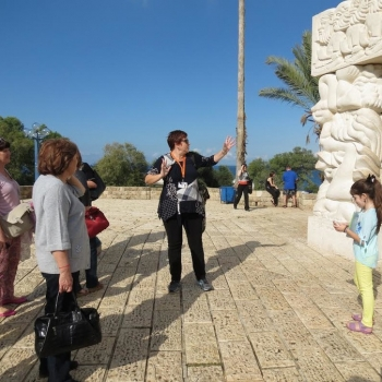 4000 летний Яффо, порт и город